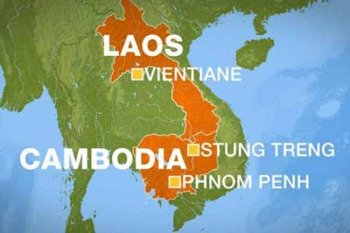 Cambodia and Laos both agree to withdraw troops from border