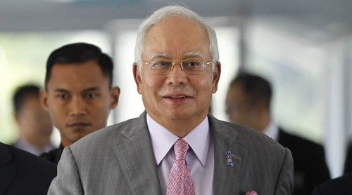 Ex-Malaysian PM faces 6 new corruption charges