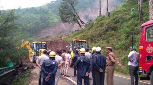 46 dead in Himachal mudslide, almost all bodies recovered said officials