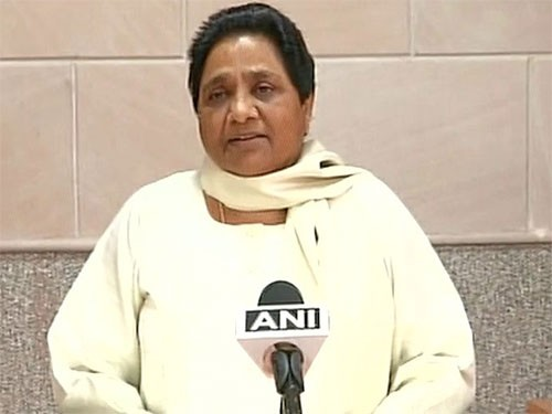 Not against Kovind nomination: Mayawati