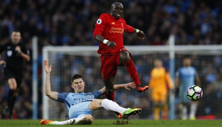 Manchester City and Liverpool  draw