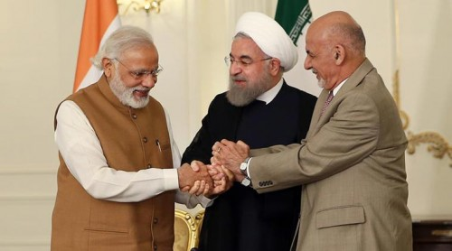 India, Iran discuss bilateral relations