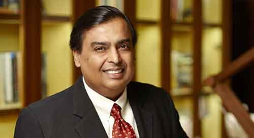 Mukesh Ambani with 73% rise in net worth stays India's richest for 13th year