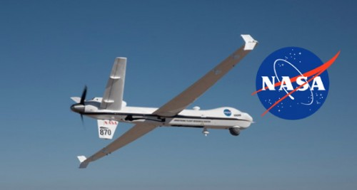 NASA's unmanned aircraft flies solo through US public airspace