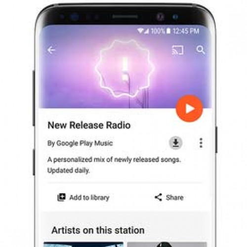 Google to bring personalised music through New Release Radio