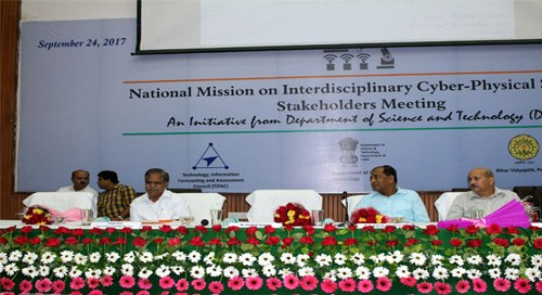 Cabinet clears National Mission on Interdisciplinary Cyber-Physical Systems