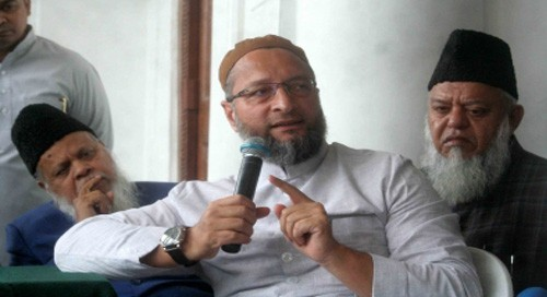 Tweet misconstrued, says Cyberabad top cop after Owaisi attack