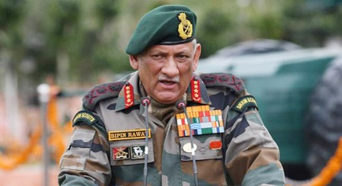 Counter-insurgency ops expert Gen Rawat is India's first CDS