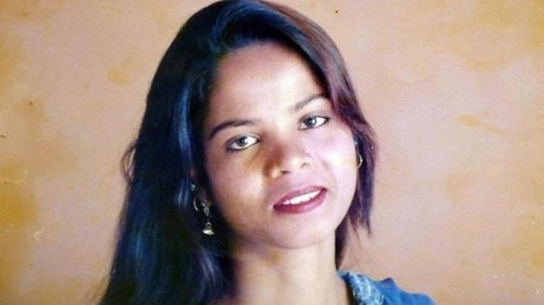Asia Bibi still in Pakistan after prison release, says government