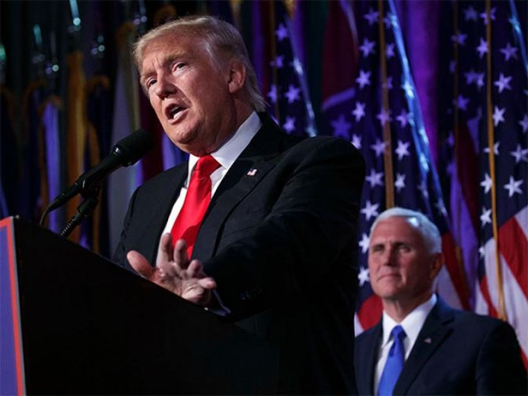 Trump urged to build India ties with shared views on China, Pakistan
