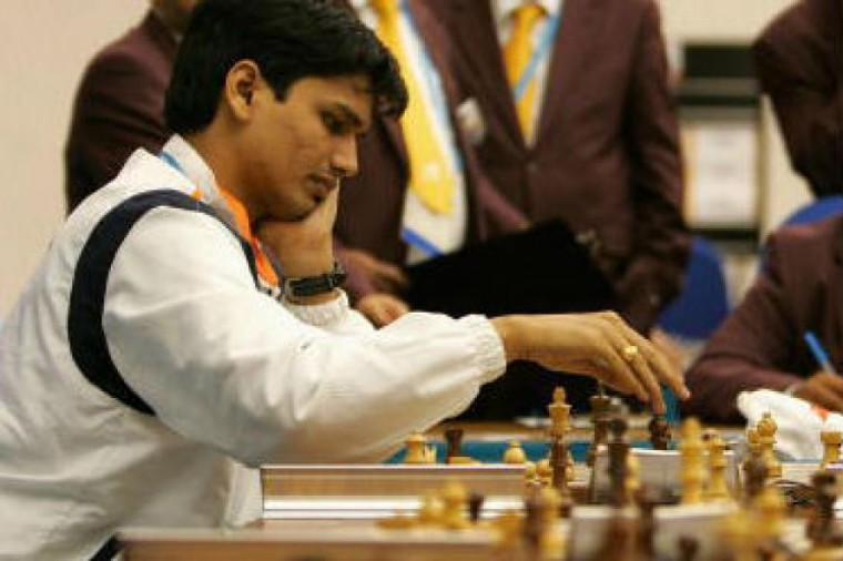 Harikrishna loses to Gelfand in Moscow chess meet