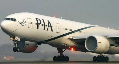 PIA plane crashes in residential area near Karachi airport