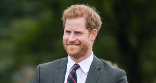 Prince Harry puts royal baby watchers on alert