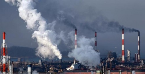 Airborne metal pollution linked to premature death