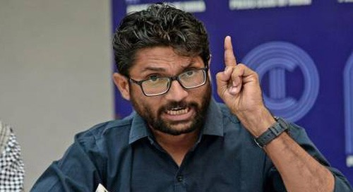 Struggle to speak in Gujarat Assembly, says Jignesh Mevani