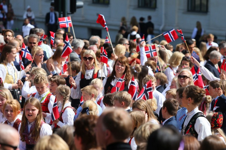 Norway named Happiest Country of 2017