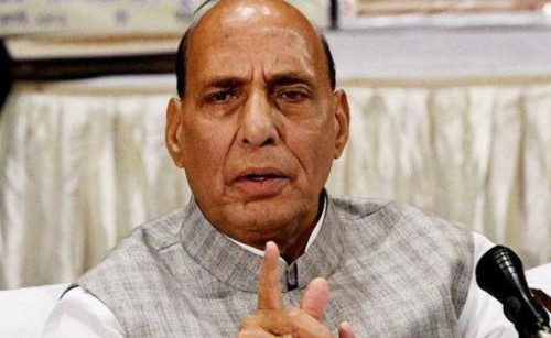 BSF, Assam Rifles sensitised to prevent entry of Rohingyas: Rajnath