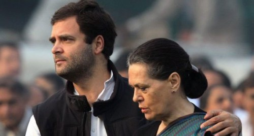 Congress manifesto gives one signal, fighting Left another