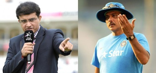 Head coach Shastri shouldn't need a re-appointment, feels Ganguly