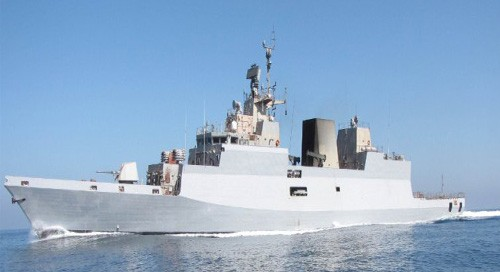 GRSE inks Rs 2435.15 cr contract with Defence Ministry