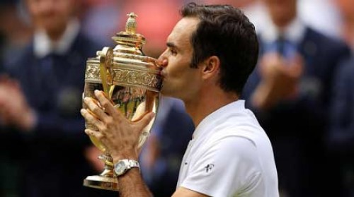 Federer rises to 3rd in ATP rankings after Wimbledon,Murray keeps top spot