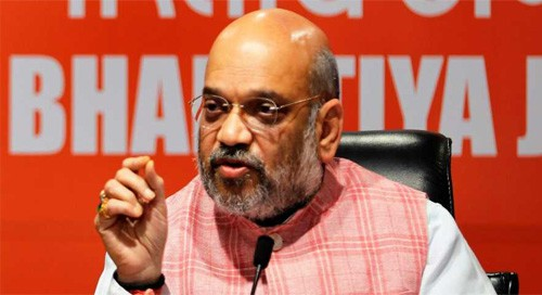Shah discusses CAB with northeast leaders