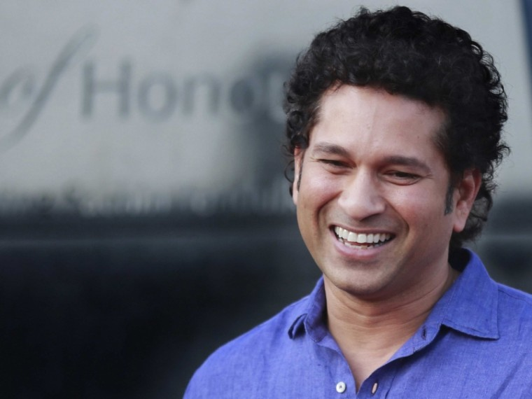 Would very much like to be 'Swasth Bharat' ambassador: Sachin Tendulkar