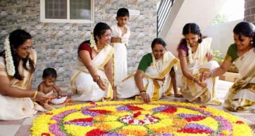 Sadhya takes centre stage as Kerala marks Onam indoors
