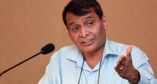 Prabhu asks FinMin to relieve credit crunch for exporters
