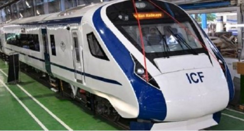 Modi to flag off Train 18 on Feb 15