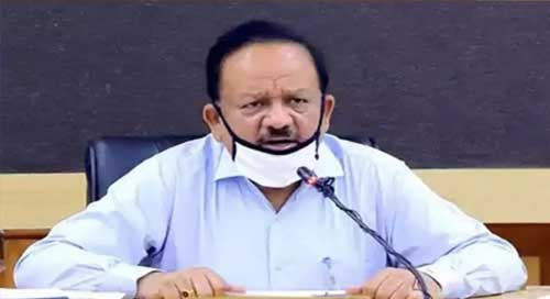 India talking to vaccine cos, to procure 400-500m doses till July: Harsh Vardhan