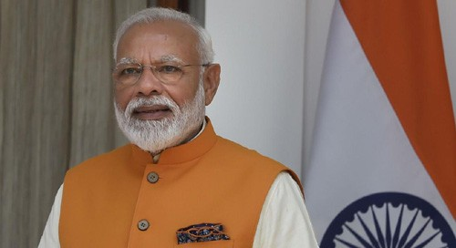 Modi calls for tech solutions to tackle Covid-19