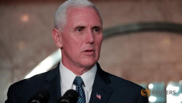 Pence flies to Australia to discuss security, trade
