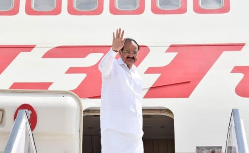 Venkaiah Naidu on 8-day visit to Serbia, Malta, Romania