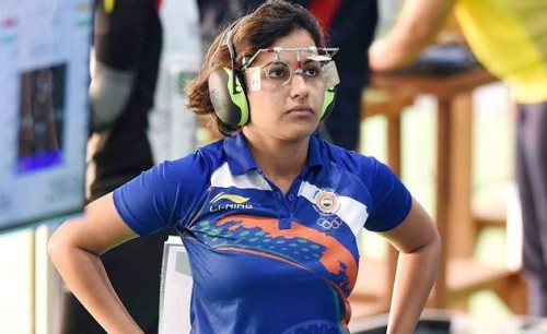 Good to see sport growing in country, says shooter Heena