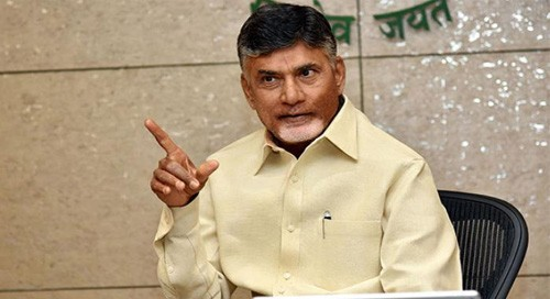 Uniting opposition to save democracy, nation: Naidu