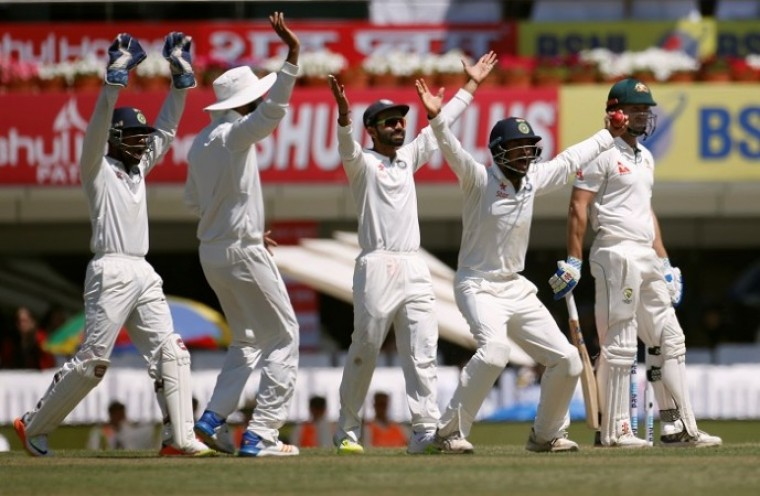 India vs Australia 3rd Test ends in a draw: Match highlights,scorecard