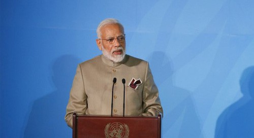 India on mission mode to eradicate TB by 2025: Modi at UN