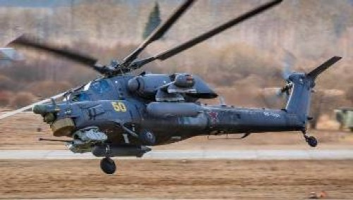 Two Russian pilots killed in military chopper crash in Syria