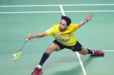 Shuttler Kashyap, Dani bow out of China Masters