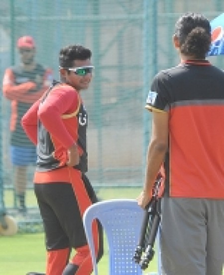 IPL-10: Harpreet replaces injured Sarfaraz for RCB