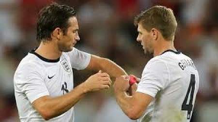 England's Lampard, Gerrard to be inducted into Hall of Fame