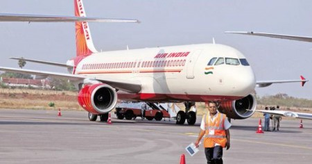 Direct Air India flights from Lucknow to Bhopal, Jaipur