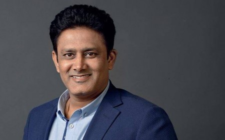 Kumble Goodbye to The Team India Head coach