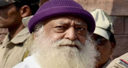 Congress video shows Modi with Asaram