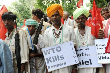 India for expediting WTO deal
