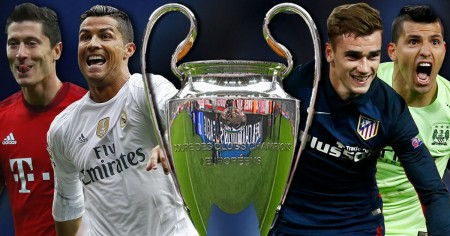 Real Madrid to face Atletico in Champions League semifinals