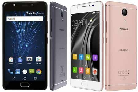 Panasonic India launches two new Eluga Ray smartphones