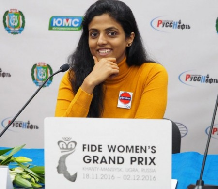 Mixed bag for Harika on day two of Reykjavik Open