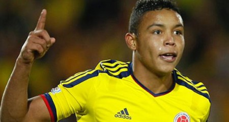 Striker Muriel happy to be part of Colombia World Cup squad